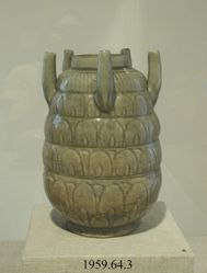 Five-spouted Jar