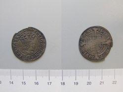 Silver groat of Henry VII