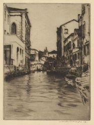 Bridge of Luciano, Grand Canal