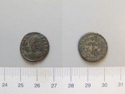 1 Nummus of Valens, Emperor of the Roman Empire from Aquileia