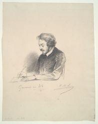 Portrait of Gavarni