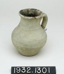 One-handled vase