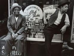 Harlem, Unemployed III, New York City