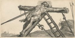 Elevation of Christ on the Cross