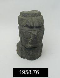 Statue Fragment (Stone Head)