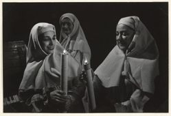 Three Nuns, from the series Metropolitan Opera