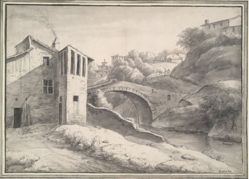 Bridge in Francheville