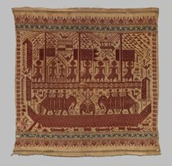 Ceremonial Cloth (Tampan)