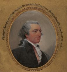 Fisher Ames (1758-1808)