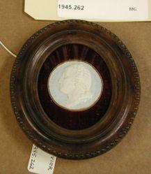 George Washington, medallion portrait