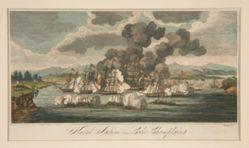 Naval Action on Lake Champlain