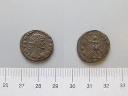 Antoninianus of Quintillus from Milan