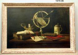 Still Life (with Johnson's Folio Dictionary)