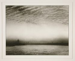 View of Cologne at Sunrise, from the portfolio Rhineland Landscapes by August Sander