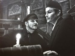 Two Men and Candle, from the series Peter Grimes