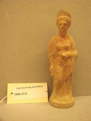 Female figurine (Faustina?)