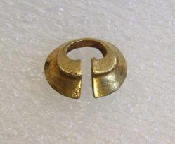 Oval Ear Ornament