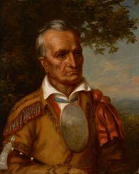 Red Jacket, Seneca Chief (Sagoyewatha) (ca. 1758-1830)