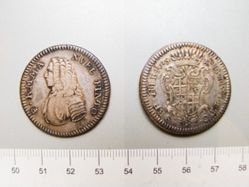 Coin of Manuel Pinto de Fonseca from Board of Revenue