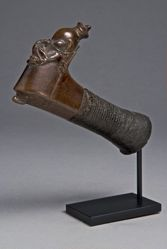 Sword Handle (Mandau)