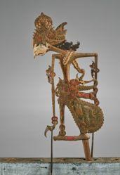 Puppet (Wayang Klitik) of Rama