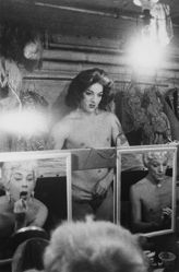 Female impersonators in mirrors, N.Y.C.