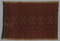 Fragment of a Ritual Weaving (Cepuk)
