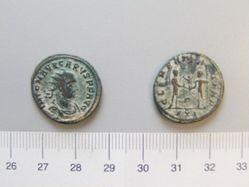 Antoninianus of Carus, Emperor of Rome 282 283 from Cyzicus
