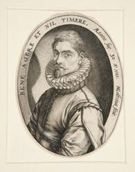 Portrait of Hieronymous Scholiers
