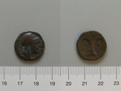 AE Half from Punic Iberia (Spain)