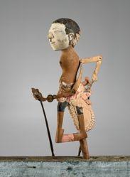 Puppet (Wayang Klitik) possibly of Nayagenggong