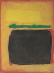 No. 11 (Yellow, Green, and Black)