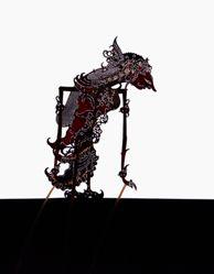Shadow Puppet (Wayang Kulit) of Surtikanti