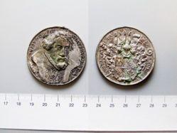 Silver Gilt Medal of Julius Echter Bishop of Würzburg