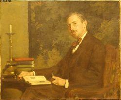 Shepherd Stevens (1880–1962, B.F.A. 1922, M.A. (Hon.))