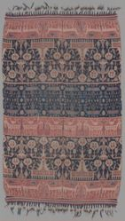Man's Mantle or Hipcloth (Hinggi)