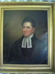 Zedekiah Smith Barstow (1790-1873), BA 1813