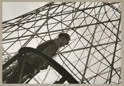 Guard, Shukow Tower, from The Alexander Rodchenko Museum Series Portfolio, Number 1: Classic Images