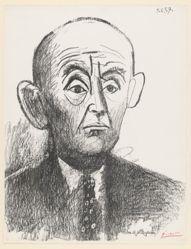 Portrait of Daniel-Henry Kahnweiler