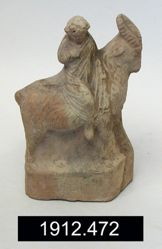 Figure on Goat