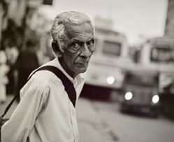 Colombo, in Gas Works Street, from the series Wounded Cities