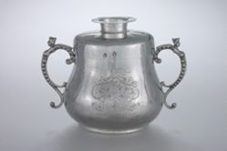 Covered Caudle Cup