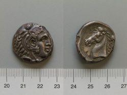Tetradrachm, Siculo-Punic