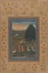 Ragini Todi : Part of a Ragamala