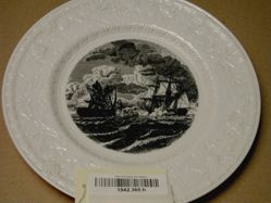 Plate: The United States and the Macedonian