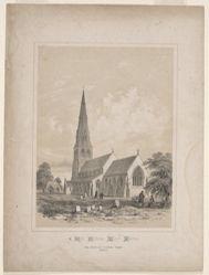 Hyde Unitarian Chapel, Cheshire
