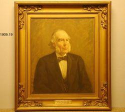 William Augustus Norton (1810-1883), M. A. (Hon.) 1867