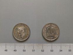 10 Centavos of the Republic of Argentina