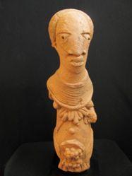 Female Figure (fragment), Nok