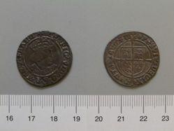 Silver Groat of Henry VIII